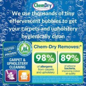 chem-dry action
